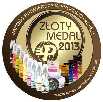 Золотая медаль LOOK 2013