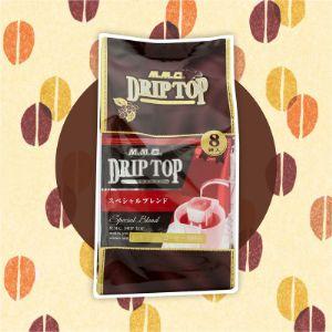 Кофе молотый Дрип-топ Спешиал Бленд (8 шт/уп), ММС, м/у, 64 г.