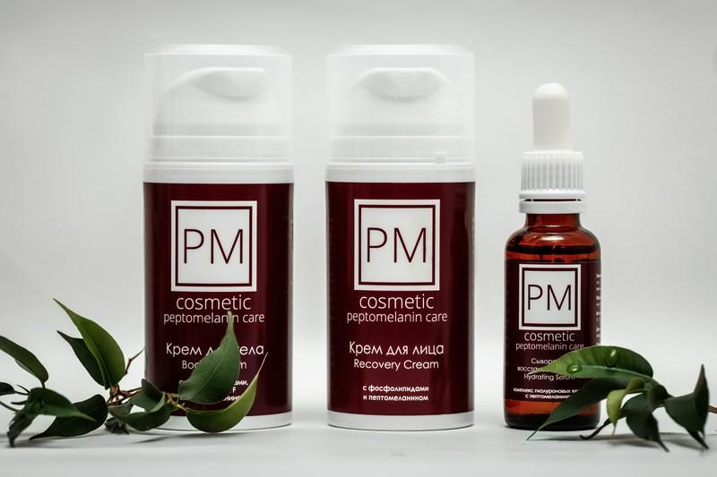 PM cosmetic омолаживающая косметика