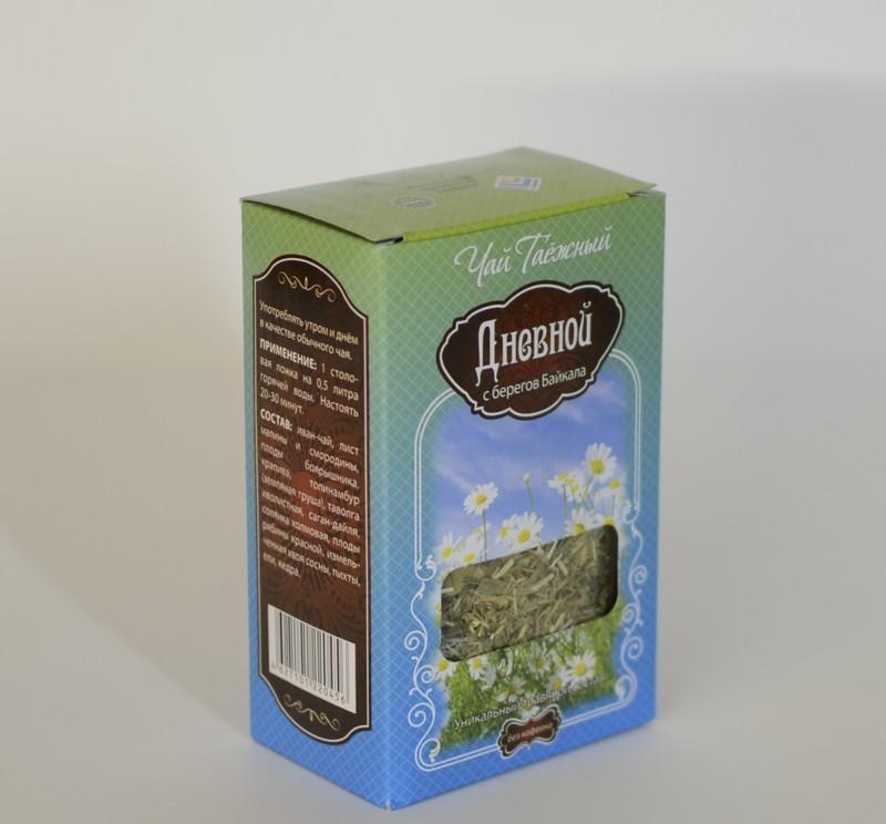 Таежный чай Дневной (общеукрепляющий) 100 гр.