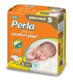 одноразовые детские подгузники премиум класса Perla