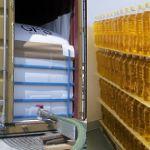 Цены на подсолнечное масло в Китае