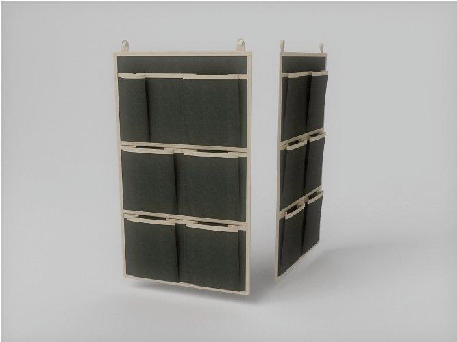 Кофр для аксессуаров, 7 карманов. размер 35х60см