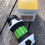 спортивные складные бутылки для воды в форме мяча