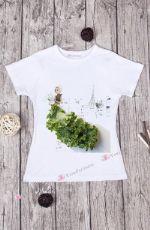 """Дизайнерская футболка """"Yana Pletneva"""""""