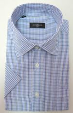Мужская рубашка Fortunato короткий рукав R 4009-04