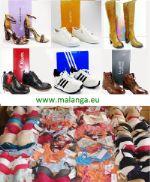 стоки обуви и белья европейских марок из Германии