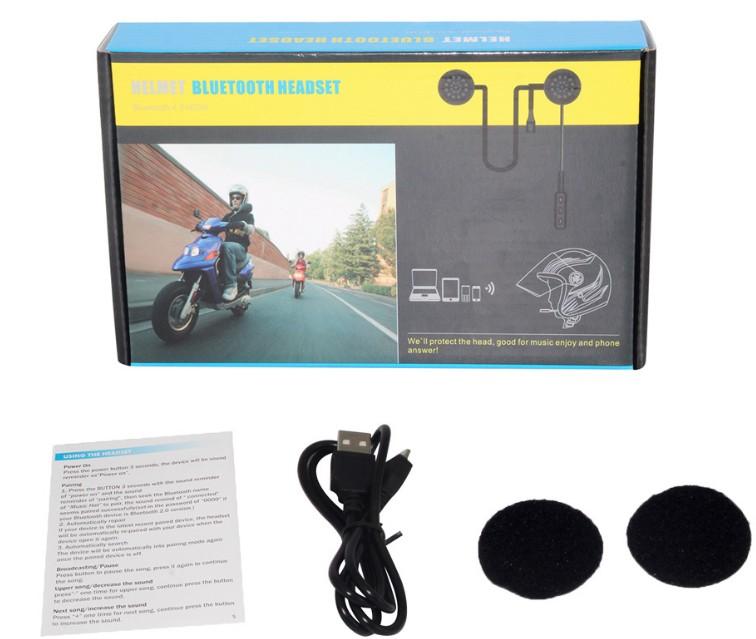 motorcycle helmet . Мотоцикл шлема Bluetooth наушники, гарнитура для мотоциклетного шлема, гарнитура для Мотоцикл