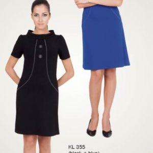 Платье Stils L -женская одежда оптом. Продукция компании Stils L. рассчитана на покупательниц, которые ценят демократичные, но оправдывающие безупречное качество цены.