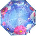 Зонт женский, полуавтомат Diniya 902