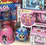 оптово-розничная торговля игрушками и товарами для детей