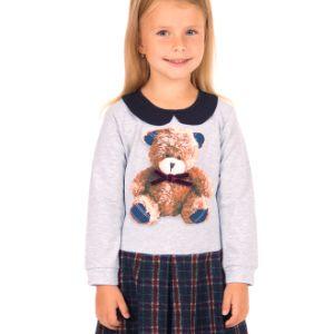 Платье для девочки коллекция Плюшевый мишка