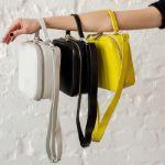 Квадратные сумки-кроссбоди LOLA BROWN Olsen