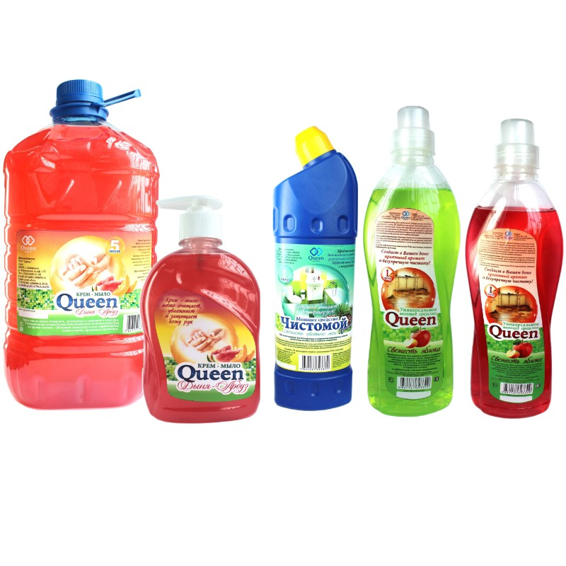 Чистящие и моющие средства производители фото