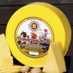 """Сыр """"Сливочный"""" 45%"""