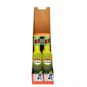 Групповая упаковка масла, в картонный гофрокороб  - шоубокс.