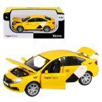 Машинка металлическая Яндекс Такси LADA VESTA, масштаб 1:24 JB1251345