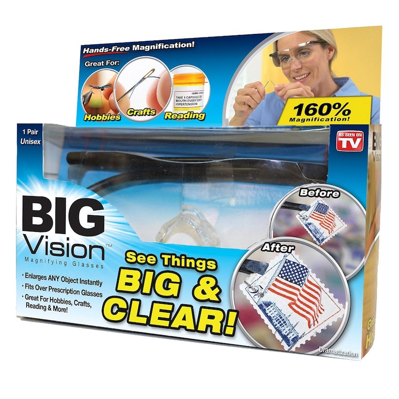 Очки-лупы Биг Вижн (Big Vision)