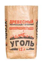 Древесный уголь 12 литров