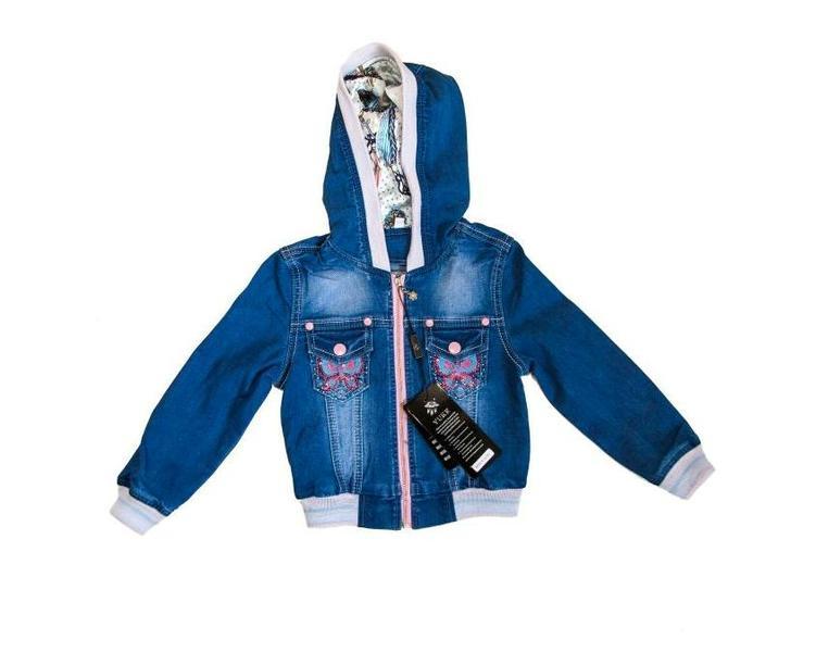 Куртка. Куртка детская