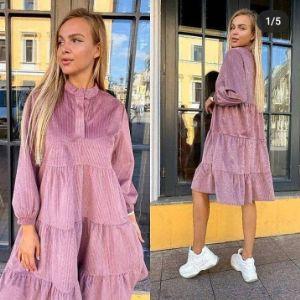 Платье  Ткань: велвет Размеры: 44, 46, 48, 50 Цена: 550руб