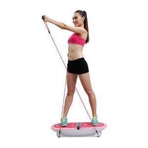 Виброплатформа Feel Move. Укрепляет грудные мышцы, особенно важно для женщин после кормления   Уменьшает жировые отложения на проблемных участках   Убирает очаги целлюлита   Повышает гибкость позвоночника