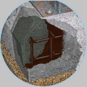 Специальные ремонтные составы по бетону, камню и кирпичу. Для исправления дефектов в монолитном строительстве и для  восстановления старых железобетонных конструкций.