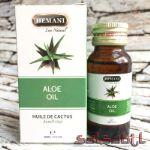 Масло Hemani aloe oil (алое) 30 ml