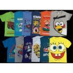 Детские футболки оптом. От 1 до 12лет.Фабричные цены.Лучшие модели