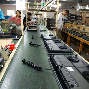 Проверяем фабрику по производству мелкой бытовой техники