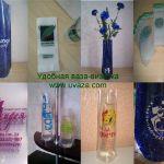 ваза-визитка Складная Удобная ваза из России.