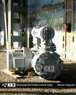 Компрессор газовый без смазки— промышленный от 5 до 400 атм