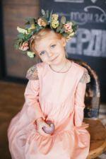 детские платья до 8 лет