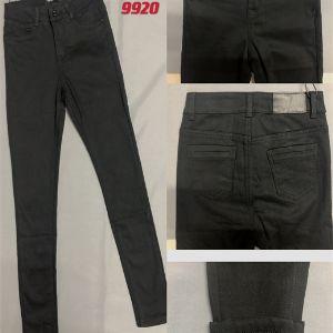 артикул 9920  размер 25-30 (русский 42-52)  цена 630 р джинсы женские зима на флисе