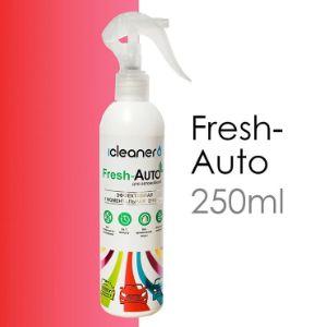 С легкостью очищает салон автомобиля от загрязнений.