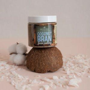 Скраб для лица с кокосовой стружкой