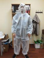 производство медицинских халатов и комбинезонов