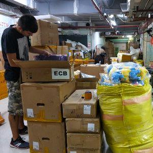Проверяем товары на нашем складе перед отправкой клиентам