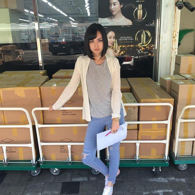Оптовая продажа оригинальной корейской косметики
