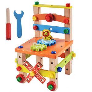Стул конструктор разных размеров Дорогие оптовики . В нашем прайс листе Вы найдете более 1000 наименований игрушек.Пишите и звоните . Запрашивайте прайс лист на почту или скачайте .
