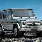 Модификация Mercedes G-класса (Gelandewagen) на AdBlue