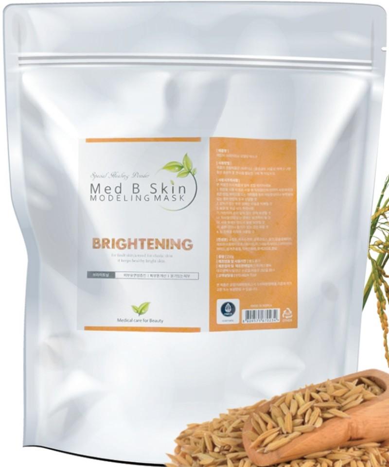 Med: b MODELING MASK (250G) Brightening