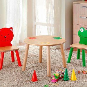 Детская мебель из фанеры (стулья, стол)