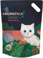 """Наполнитель для кошачьего туалета """"AromatiCat"""" Силикагелевый Яблоневый сад 10л. АС210"""