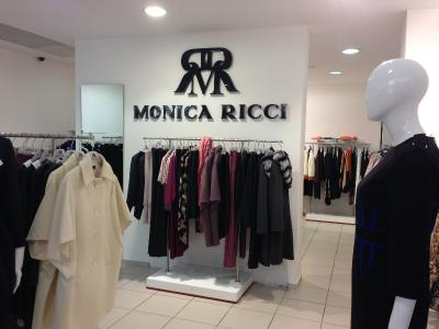 Презентация новой коллекции MONICA RICCI ОСЕНЬ-ЗИМА 2015