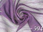 Тюль с утяжелителем. Дизайн: мелкая вертикальная полоса. (Цвета в ассортименте) 594
