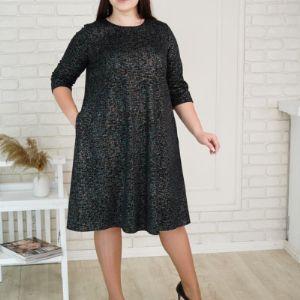 Платье трапеция Ткань: трикотаж лакоста Размеры: 50, 52, 54, 56 Цена: 500руб