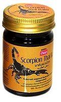 Бальзам со скорпионом (черный), 50гр