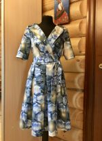 Платье Galla Collection Крокус Л-30-17