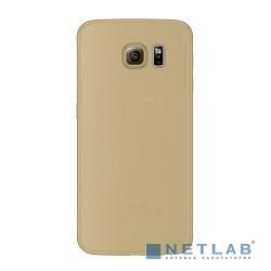 Чехол DEPPA Sky Case для Samsung Galaxy S 6 + пленка для экрана (золотой) (DEP-86036)